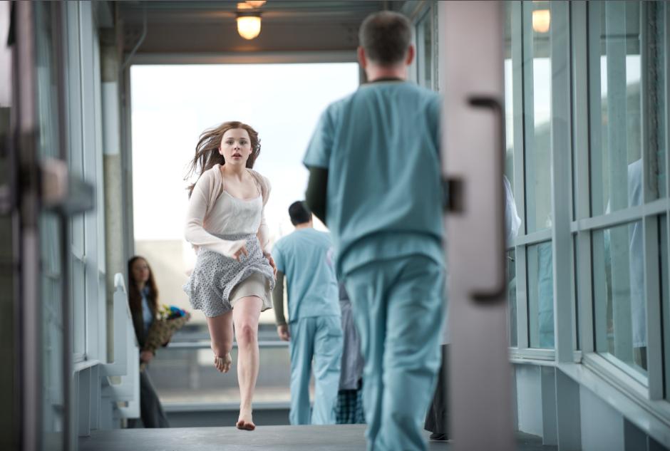 """Chloë Grace Moretz:  talento, pasión y amor a la vida como su personaje en """"If I Stay""""."""