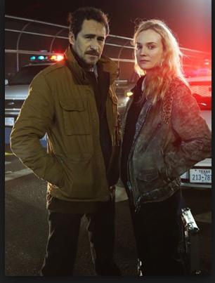 """Demián Bichir y el desarrollo de su personaje durante la segunda temporada de """"The Bridge""""."""