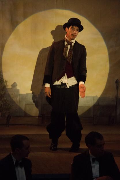 """Reseña """"Cantinflas"""": Conmovedora película con magistral interpretación de Oscar Jaenada."""