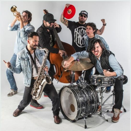 Troker, una propuesta musical vanguardista en el Festival ¡Viva México! en LA.