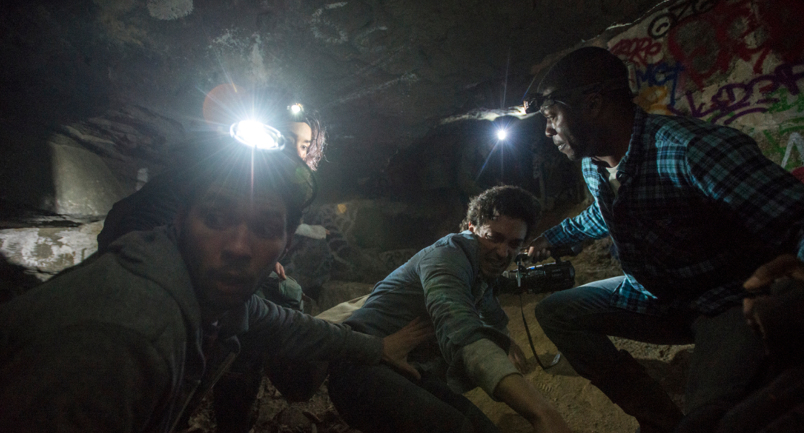 #AsAboveSoBelow: un alucinante y claustrofóbico viaje a las Catacumbas. #Sorteo.