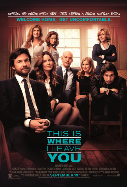 "Screening ""This is Where I Leave You"" en seis ciudades de Estados Unidos."