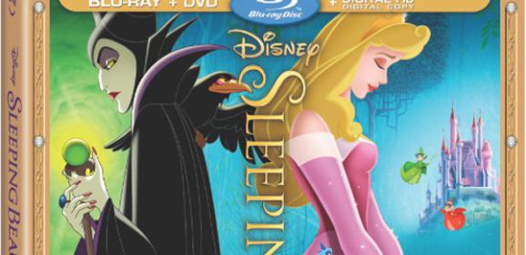 """Sorteo """"La Bella Durmiente"""" DVD #SleepingBeauty"""