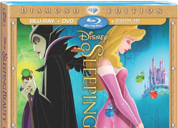 "Sorteo ""La Bella Durmiente"" DVD #SleepingBeauty"