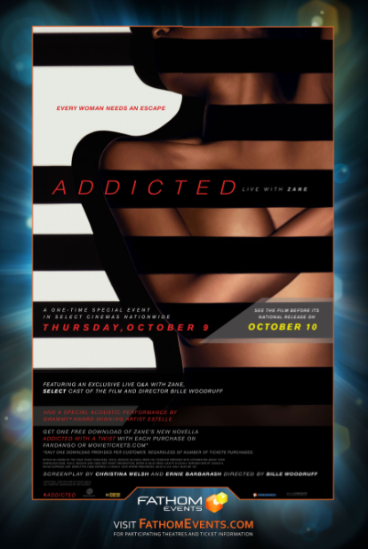 "Sorteo Evento ""Addicted"" con William Levy en Los Angeles."