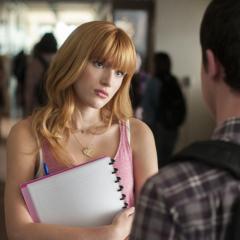 """Bella Thorne: su papel en #VeryBadDay y su debut como escritora """"Autum Falls""""."""