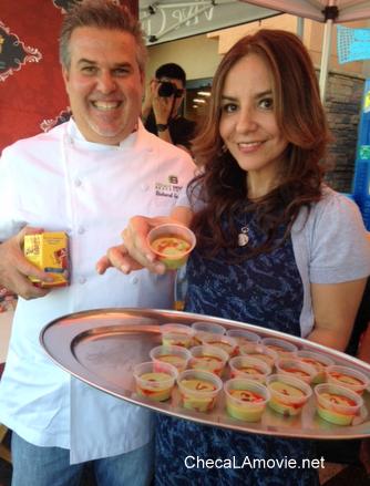 Chef Sandoval comparte recetario inspirado por NESTLÉ ABUELITA. Sorteo #AbuelitaDDLM