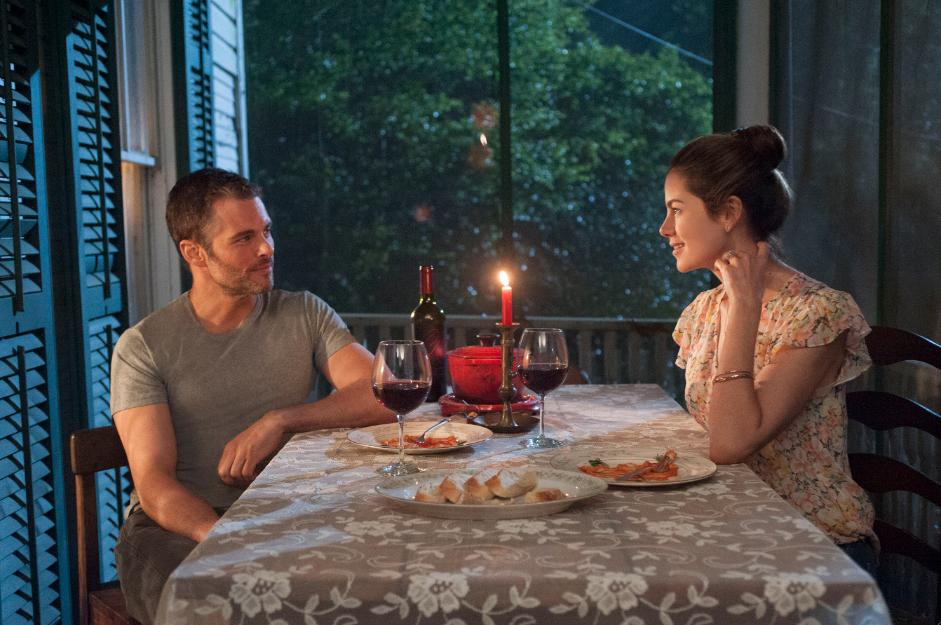 """Michelle Monaghan y James Marsden: Cultivan un amor al estilo Sparks en """"Lo Mejor de Mí"""". #BestofMe"""