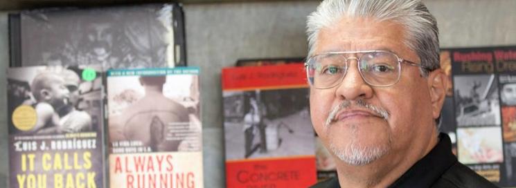 """Luis Rodríguez, Poeta Laureado, y su emotiva historia de superación """"La Vida Loca"""" #LBFFest2014"""