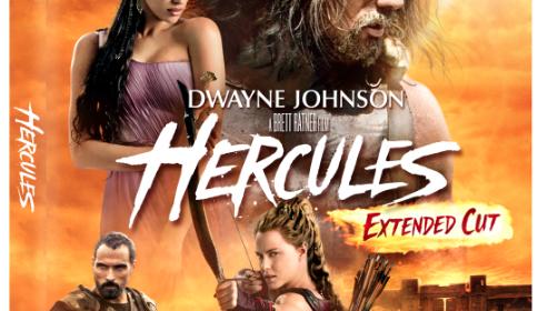 """Gana el Combo Pack de la película """"HERCULES""""."""