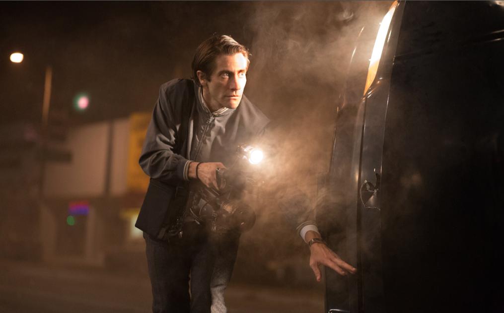 """Jake Gyllenhaal: impactante su trabajo en """"Nightcrawler""""."""