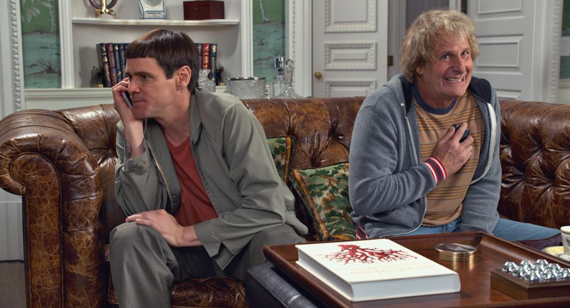 """¿Quién es tonto y quién es más tonto ? """"Dumb and Dumber To"""""""