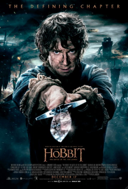 "Screening ""The Hobbit: The Battle of the Five Armies"". Peter Jackson culmina el ciclo de El hobbit."