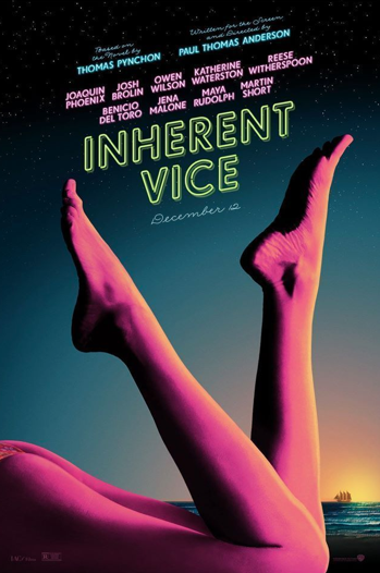 "Reseña ""Inherent Vice"":  Joaquin Phoenix un personaje oscuro, pero fascinante."