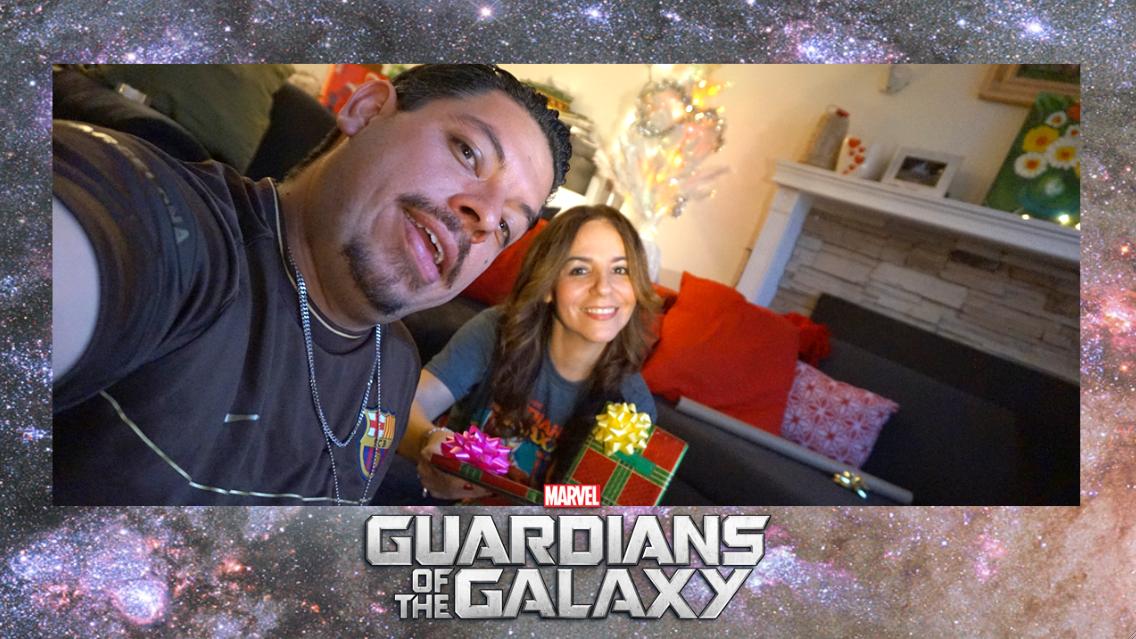 """La película """"Guardians of the Galaxy"""", el regalo ideal para niños y adultos. #OwntheGalaxy"""