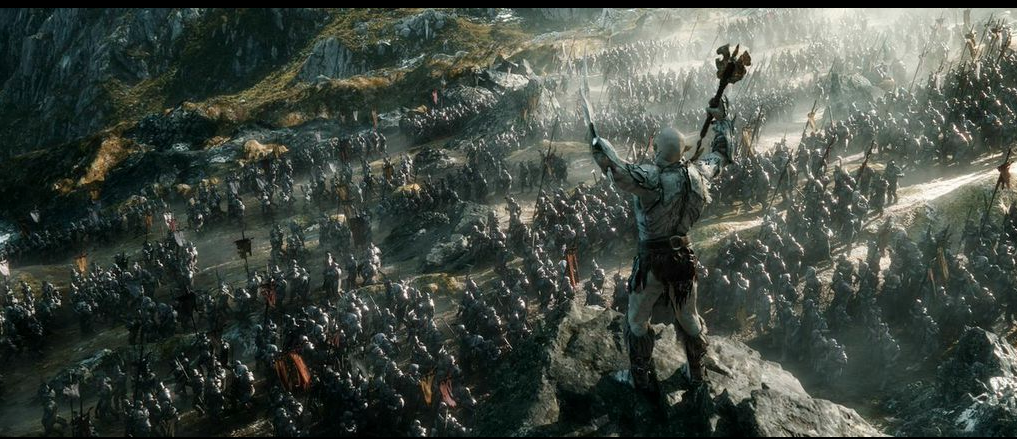 "Reseña: ""The Hobbit: The Battle of the Five Armies"" la mejor de la trilogía."