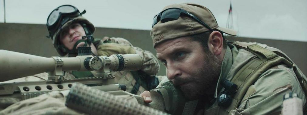 """American Sniper"""" da justo en el blanco con estreno que rompe records."""
