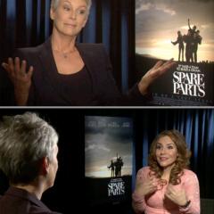 """Jamie Lee Curtis: Esta no es una película más de latinos, """"es la película"""" #SpareParts."""