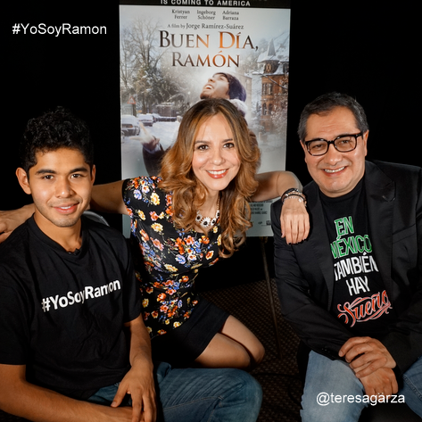 """""""Buen Día, Ramón: Comunicación con emociones. Entrevista con Kristyan Ferrer y Jorge Ramírez-Suárez."""