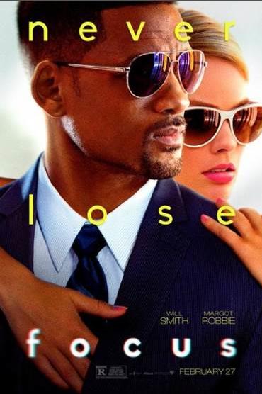 Screening #Focus con Will Smith en 10 ciudades de los Estados Unidos. .