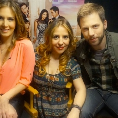 "Aurora Papile y Luis Arrieta: Romances, Roomies y Cine Latino ""A La Mala""."
