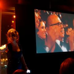 Otra noche de los Oscar con sabor a México. #BehindtheGlow
