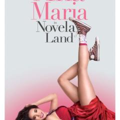 """Edy Ganem y Luis Guzmán viven telenovela en """"Ana María in Novela Land""""."""