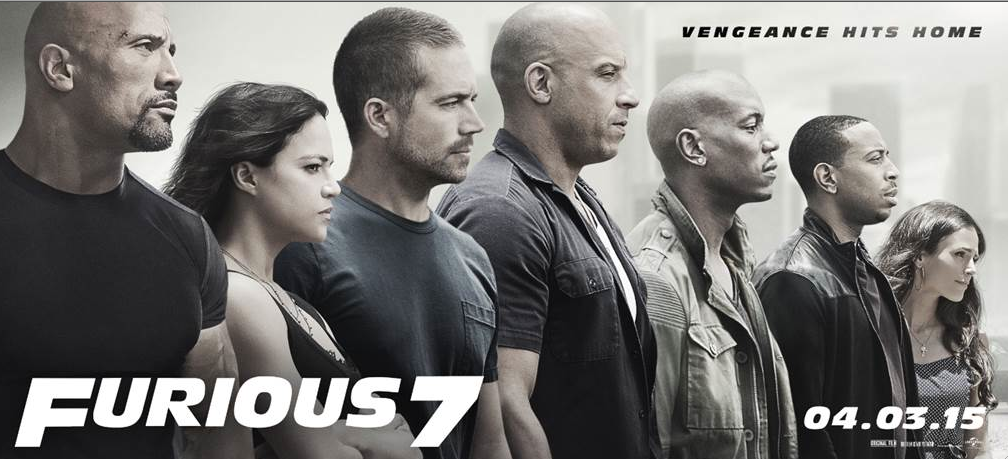 Screening #Furious7. ¿Quiéres ir ?