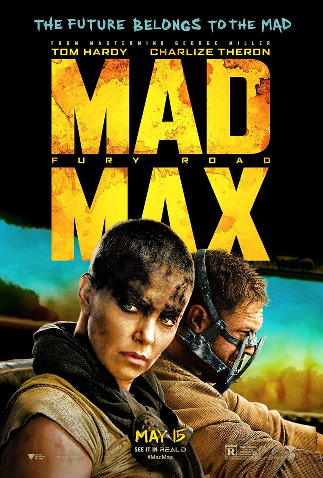 Sorteo 48 horas para asistir a la Premiere #MadMax en Hollywood.