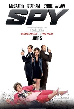 Screening Spy con Melissa McCarthy . ¿ Quiéres ir al cine ?