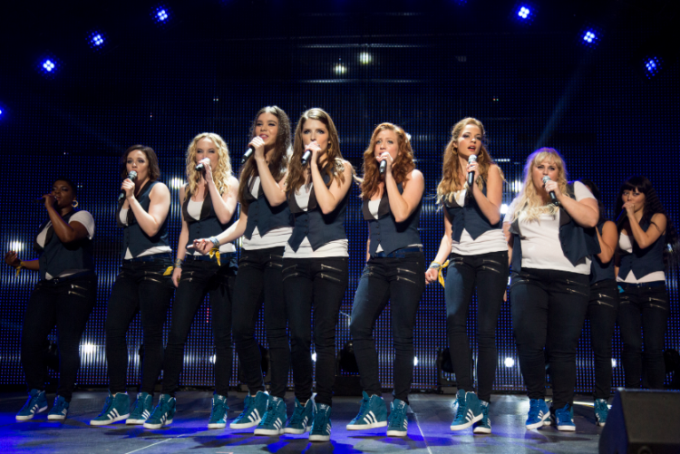 Las Barden Bellas están de regreso en Pitch Perfect 2.