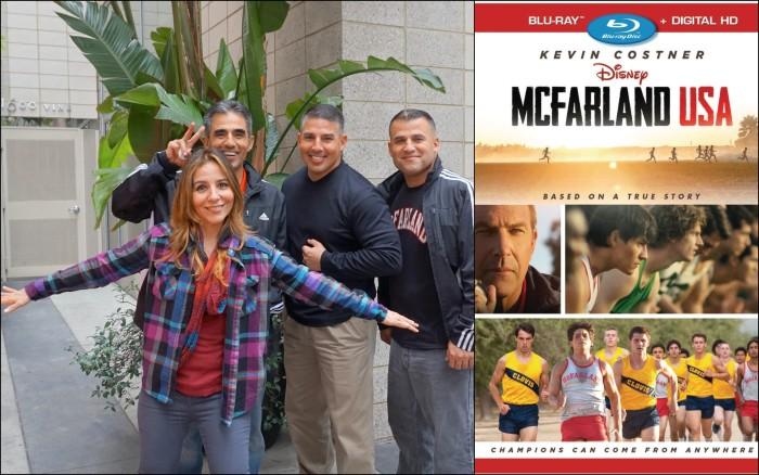 """""""McFarland, USA"""", una película de latinos, sueños y triunfo. Incluye Sorteo ."""