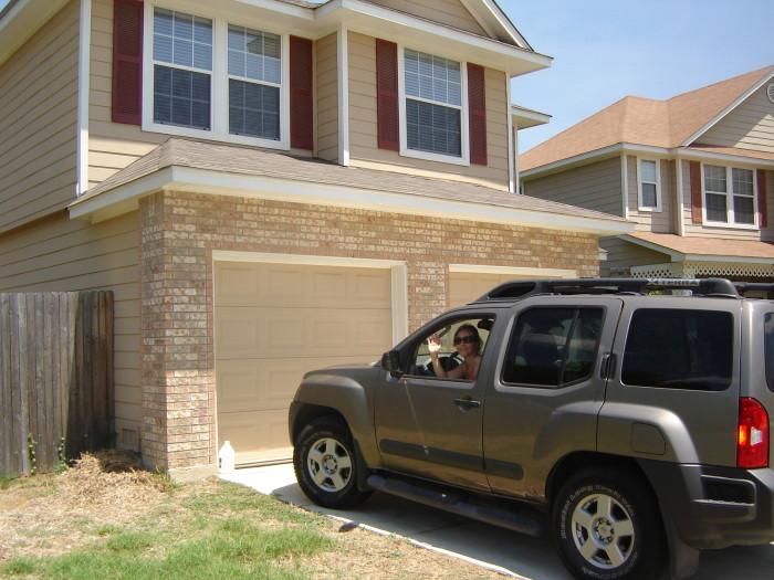 Nuestra Historia Comienza En El 2005 Casa San Antonio Texas Mi Flameante XTerra Se Convirti Compaera Ideal Cuando Nos Mudamos A Reno