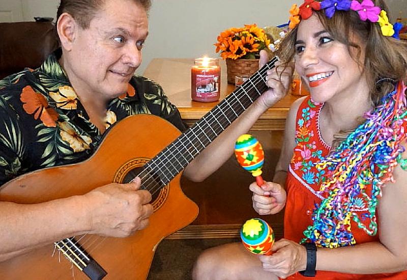 Desde nuestro hogar cantamos a todo pulmón: México Lindo y Querido. #LoveAmericanHome