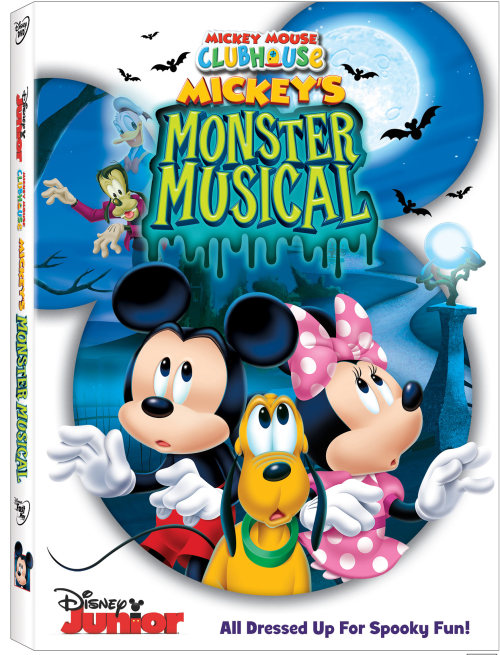 Mickey Mouse llega con una aventura monstruosamente divertida. #Sorteo.