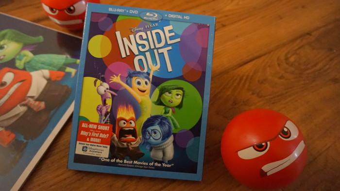 Inside Out, una de las mejores películas del año. Incluye Sorteo.