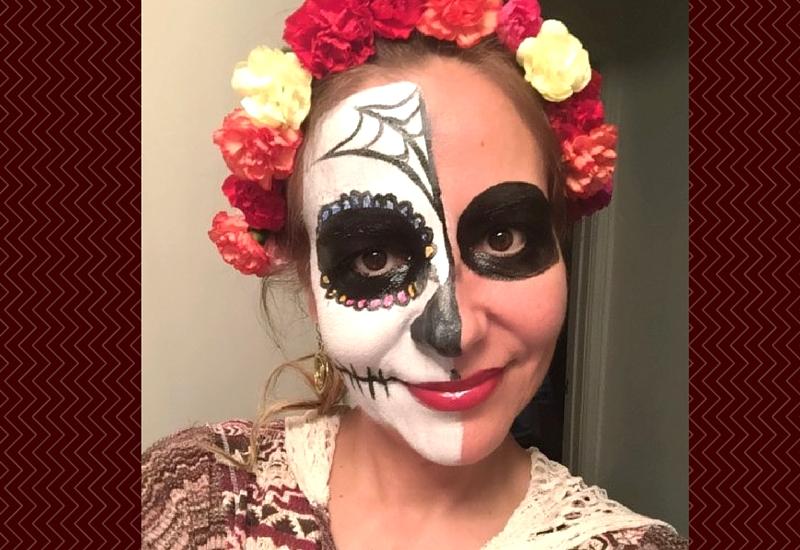 ¿ Cómo quitarse maquillaje pesado ? Sorteo #HallowCleanFaceOff.
