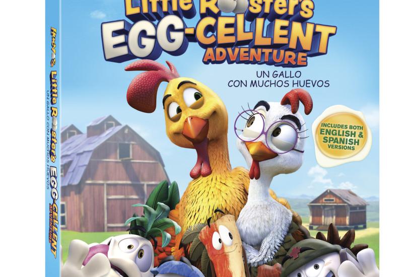 Sorteo DVD Un gallo con muchos huevos. #UnGalloDVD