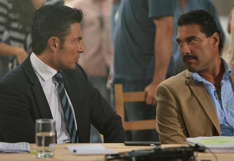 Eduardo Yáñez listo para triunfar en Hollywood.
