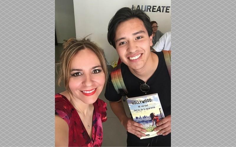 Una charla enriquecedora con los estudiantes de UVM Campus Monterrey.