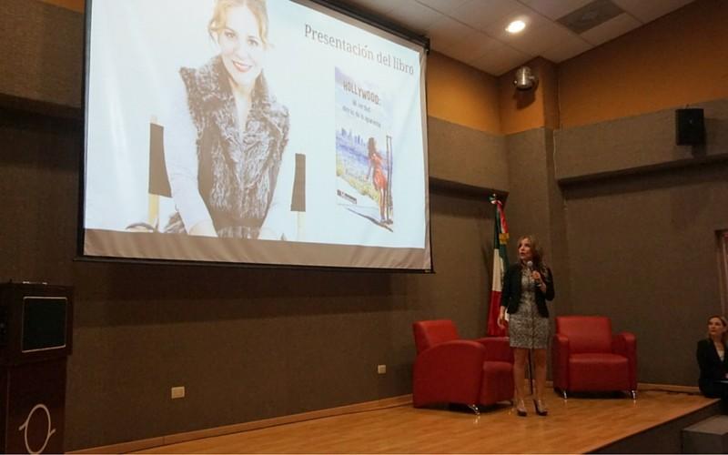 Exitosa conferencia y presentación de libro #MiVidaesUNICA.