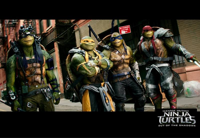 Te invito a ver las Tortugas Ninja en San Antonio, Texas. Sorteo #TMNT2