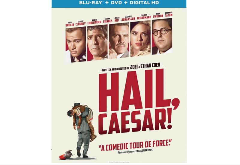 Los Coen reviven el Hollywood de los 50s en Hail, Caesar ! #DVD