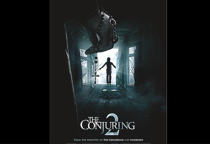 Reseña El Conjuro 2, secuela aterradora de James Wan.