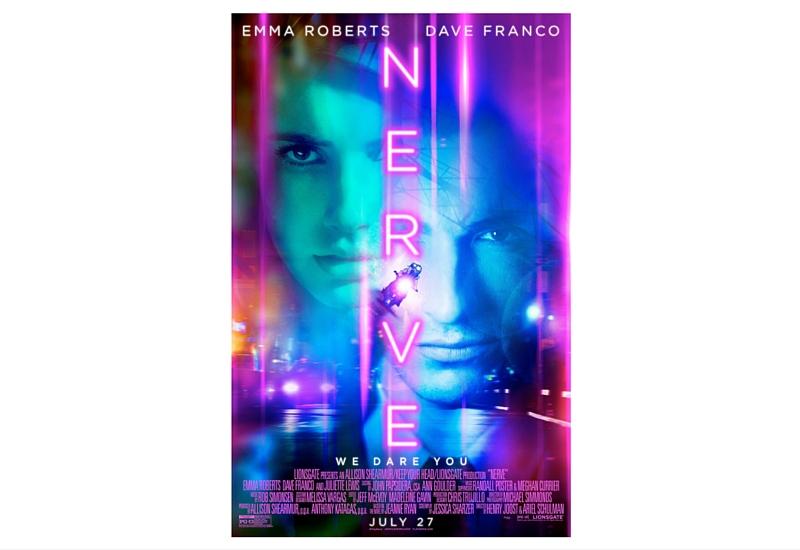 #Nerve: para los amantes de las emociones fuertes y el celular.