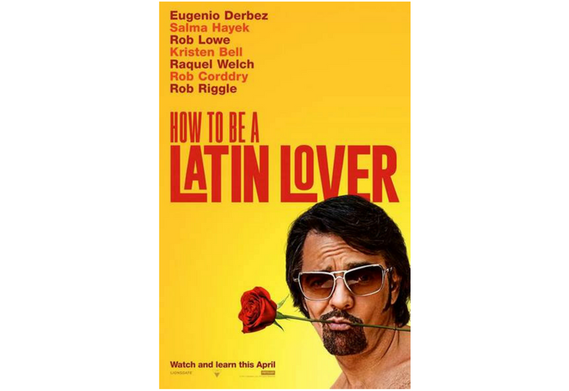 How to be a Latin Lover #screening #Austin