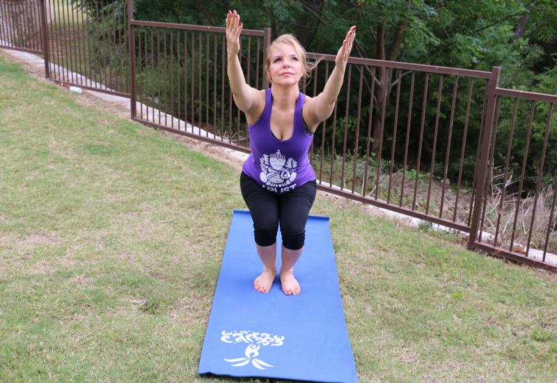 Personaliza tu esterilla de Yoga. #ForWhatMattersMost