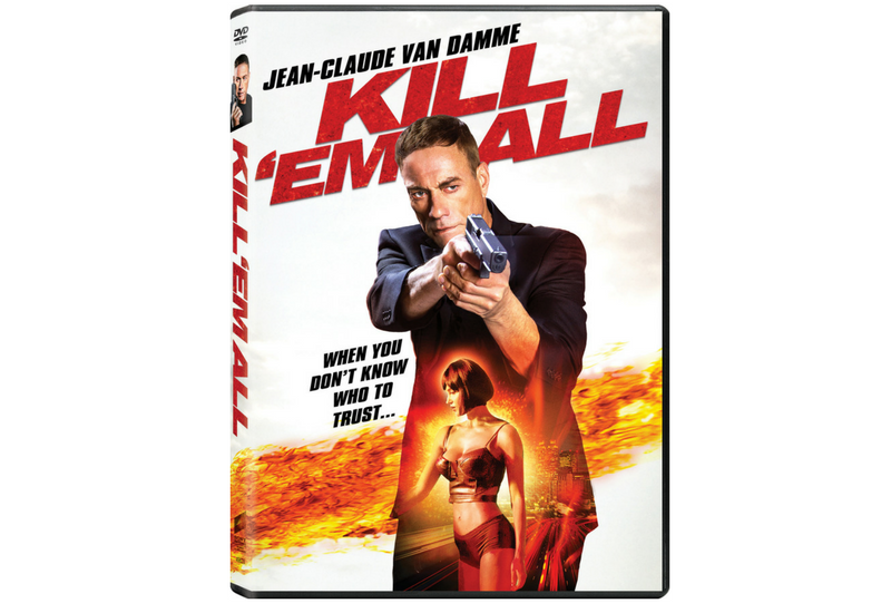 "Reseña DVD Kill""em All con Jean-Claude Van Damme."