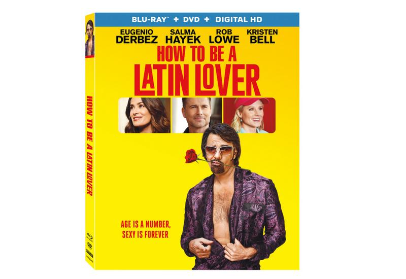 ¿Quieres llevarte a casa el DVD de How to be a Latin Lover ?