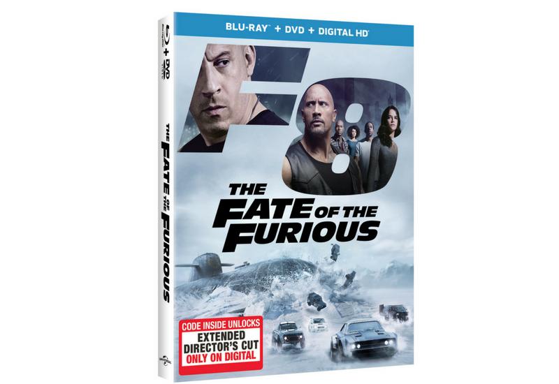 Gana el DVD de The Fate of the Furious. #F8 #Giveaway